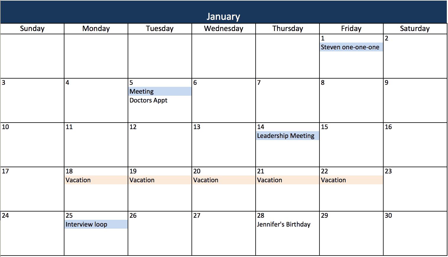 Faça um calendário de 2016 no Excel (inclui modelos gratuitos)